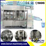 3 em 1 máquina de enchimento da água bebendo de Monoblock para frascos pequenos