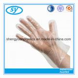 Оптовые устранимые варя перчатки пластмассы PE