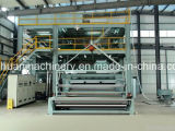 2.4m Single Beam PP Spun Bond Non Woven Fabric Machine