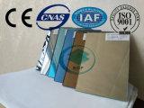 Miroir bleu foncé de 2 mm à 6 mm avec Ce, ISO