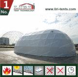 Capannone speciale della tenda della cupola di disegno per i velivoli e l'elicottero