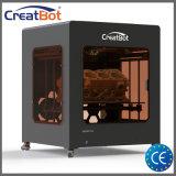 Dual Nozzle Grand format Métal Frame Creatbot D600 Imprimante 3D