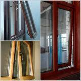 Kundenspezifische Aluminiumlegierung-Türen u. Windows für Landhaus-Projekt (JBD-K5)