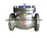 Задерживающий клапан качания стали углерода ANSI (H44H/W)