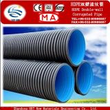 Fabricant Double Wall Corrugated HDPE Water Pipe