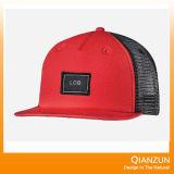 薄い色の余暇6のパネルの野球帽