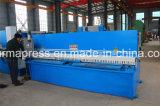 Automatische hydraulische Platten-Schere mit CNC-Kontrollsystem