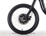 """Deivery 20를 위한 실용적인 화물 전기 자전거 큰 건전지 """" 바퀴 8 재미 모터 (U350)"""