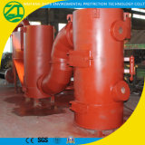 Protezione Ambientale Inceneritore di fabbrica del produttore per Dead animali / Animali / Living Rifiuti / Rifiuti medico / Marine rifiuti