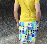 Sublimation-Sportkleidung-Männer 2015 Strand-Badebekleidungs-Männer Boardshorts
