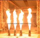 6角度DJのディスコのナイトクラブの段階の特殊効果DMXの火のスプレー機械炎プロジェクター