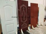 販売のための内部PVCベニヤの上塗を施してある木製のドア