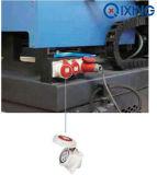 IP67 de vloed zette Elektro Mannelijke Contactdoos voor de Industrie (QX234) op