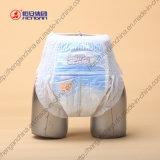 Couche-culotte jetable croissante de bébé de pantalon