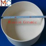 Crisol de cerámica del alúmina Polished de la alta calidad