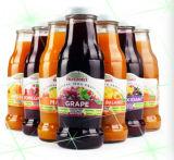 Machines de mise en bouteilles de bouteille en verre de boisson complètement automatique de jus de fruits