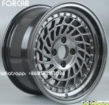 l'aluminium 15*8j borde la roue rotiforme d'alliage de reproduction