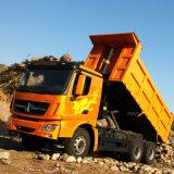 De Vrachtwagen van de Kipper van de Stortplaats van Mercedes Benze 30-50t V3 Beiben