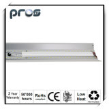 중단된 Linear Lighting Fixture, 18W T8 LED Batten