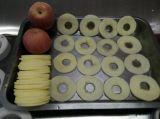 60000 stukken per de Snijder van de Appel van de Ananas van het Roestvrij staal van het Uur