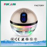 Arco iris aromático Purificador De Aire del ambientador de aire de Ionizer del agua