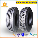 Neumático radial del carro, Longmarch, Doublestar, Annaite, neumático doble de la marca de fábrica del camino (1200R20, 315/80R22.5)