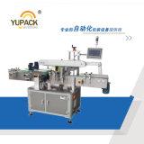 Systemen van de Etikettering van de Printer van het Etiket van flessen de Roterende Automatische Plaatsende
