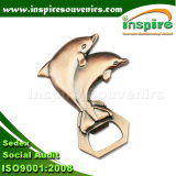 Ouvreur de bière en métal avec le logo d'impression