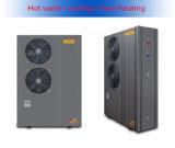 Capacità termica di vendita superiore 36kw per la pompa termica aria-acqua di Evi del riscaldamento di pavimento dell'Europa