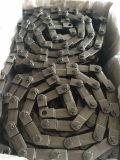 Catena del rullo di pezzo fucinato della motocicletta della catena del motociclo di precisione dell'OEM
