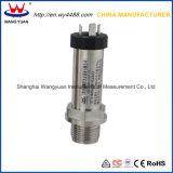 Transmetteur de pression sanitaire de Connetor 4-20mA de fiche de pente