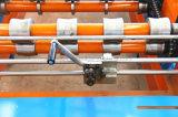 Feuille en aluminium de toiture de trapèze faisant la machine