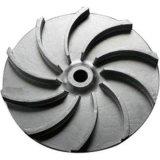 Impulsor da turbina da água do ferro de molde de Fourndry da liga