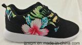 De mooie Chinese Toevallige Schoenen van het Patroon van de Bloem voor Dame