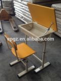 Neues Design Adjustable Height Single Desk und Chair