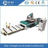Caricamento automatico che scarica la macchina del router di CNC