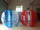 ゲームの相棒の豊富な球ボディZorb膨脹可能なSumoの球の膨脹可能で豊富な球