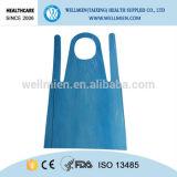 منديل كيميائيّ مقاومة مئزر نظيف زرقاء