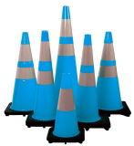 Artigo Name Da '' cone novo do tráfego do PVC altura 28, segurança de estrada Cone
