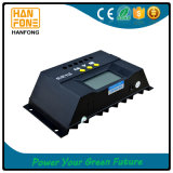 Het hete Controlemechanisme van de Lader van de Verkoop 30A PWM Zonne met LCD