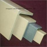 La fibra de vidrio Pultruded perfila el ángulo igual de Fiberglass/GRP/FRP, barra de ángulo