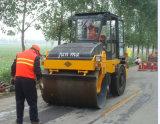 China Baugeräte der 6 Tonnen-einzelne Trommel-Straßen-Rollen-(YZ6C)