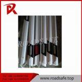 Corps blanc, dessinateur blanc de bord de la route de PVC de réflecteur