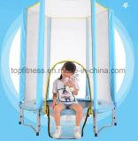 Trampoline занятности Trampolines весны гимнастики дешевых малышей напольный