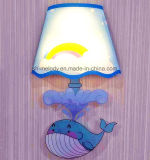 Novety Decoración LED Wall Sticker / etiqueta de la pared / etiqueta de la lámpara
