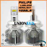 Auto LED Headlight mit Philips 3000lm Philips 25W