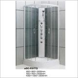 Sitio de ducha del cuarto de baño