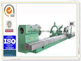 Большой подгонянный горизонтальный Lathe CNC с 2 летами гарантированности качества для продевать нитку трубы (CG61100)