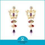 OEM признавал наградную серебряную конструкцию Jewellery серьги (E-0157)