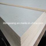 White Birch Plywood Carb2 Certificado 2,7 milímetros-18 milímetros C / D